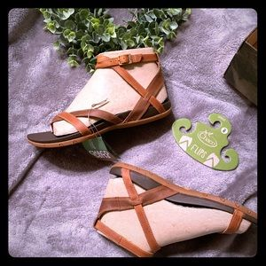 Chaco leather women's sandals